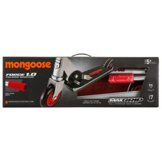 Mongoose Force 1.0 Scooter - Gray