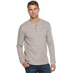 Men's SONOMA Goods for Life™ Supersoft Thermal Henley