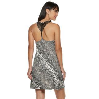 Women's Apt. 9® V-Neck Lace Chemise