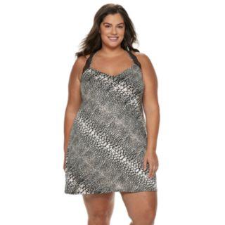Plus Size Apt. 9® V-Neck Lace Chemise