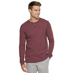 Men's SONOMA Goods for Life™ Modern-Fit Supersoft Thermal Raglan Tee