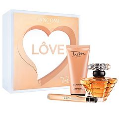 lancome tresor womens perfume 3 pc gift set 118 value