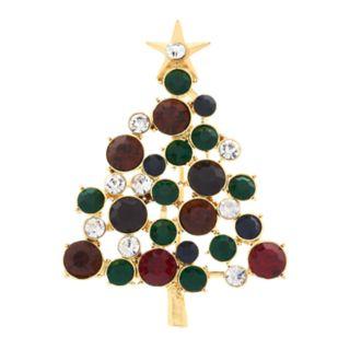 Napier Christmas Tree Pin
