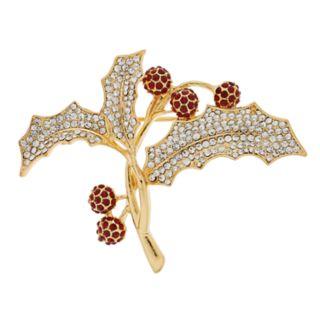 Napier Holly Branch Pin