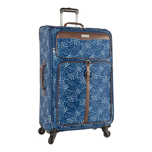 Chaps Jordane Softside Spinner Luggage