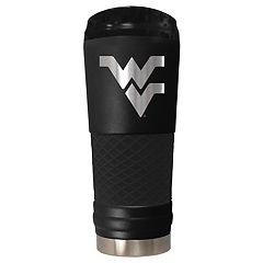 West Virginia Mountaineers 24-Ounce Stealth Travel Tumbler