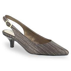 Easy Street Faye Women's Slingback Heels