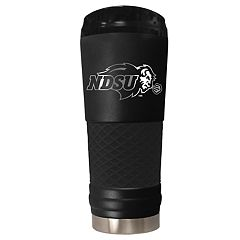 North Dakota State Bison 24-Ounce Stealth Travel Tumbler