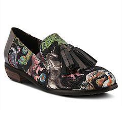 L'Artiste By Spring Step Klasik-Safari Women's Loafers