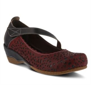 L'Artiste By Spring Step Melinda Women's Mary Jane Clogs