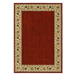 Mohawk Home Terrace Ardala Traditional Framed Rug