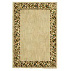 Mohawk Home Terrace Ardala Traditional Framed Rug