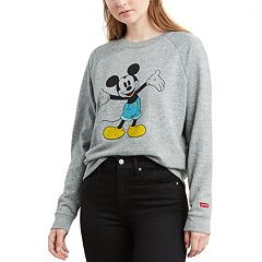 Women's Levi's® Relaxed Fit Mickey Mouse Sweatshirt