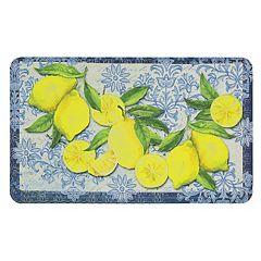 Mohawk® Home Classy Italian Lemons Cushioned Printed Kitchen Mat - 18'' x 30''