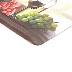 Mohawk® Home Rofino Wine Trio Cushioned Printed Kitchen Mat - 18'' x 30''