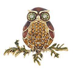 Napier Owl Pin