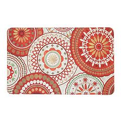 Mohawk® Home Spice Suzani Cushioned Printed Kitchen Mat - 18'' x 30''