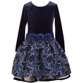 Girls 7-16 & Plus Size Bonnie Jean Drop Waist Dress
