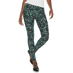 Women's Apt. 9® Soft Holiday Leggings