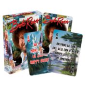 Aquarius Bob Ross Playing Cards