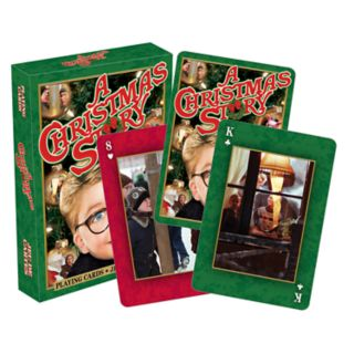 "Aquarius ""A Christmas Story"" Playing Cards"