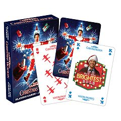 Aquarius National Lampoon's 'Christmas Vacation' Playing Cards
