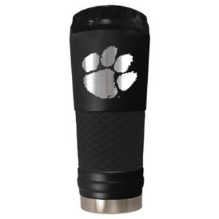 Clemson Tigers 24-Ounce Stealth Travel Tumbler