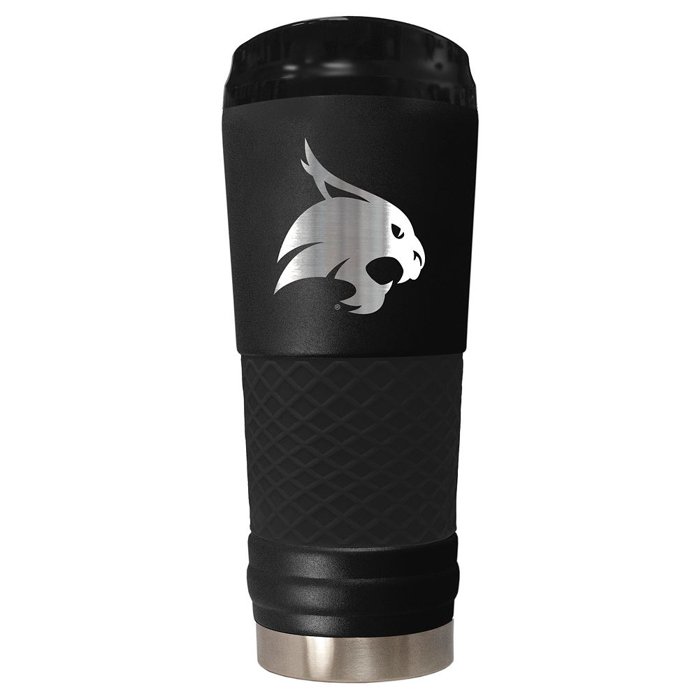 Texas State Bobcats 24-Ounce Stealth Travel Tumbler