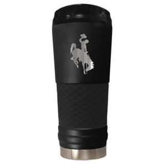 Wyoming Cowboys 24-Ounce Stealth Travel Tumbler