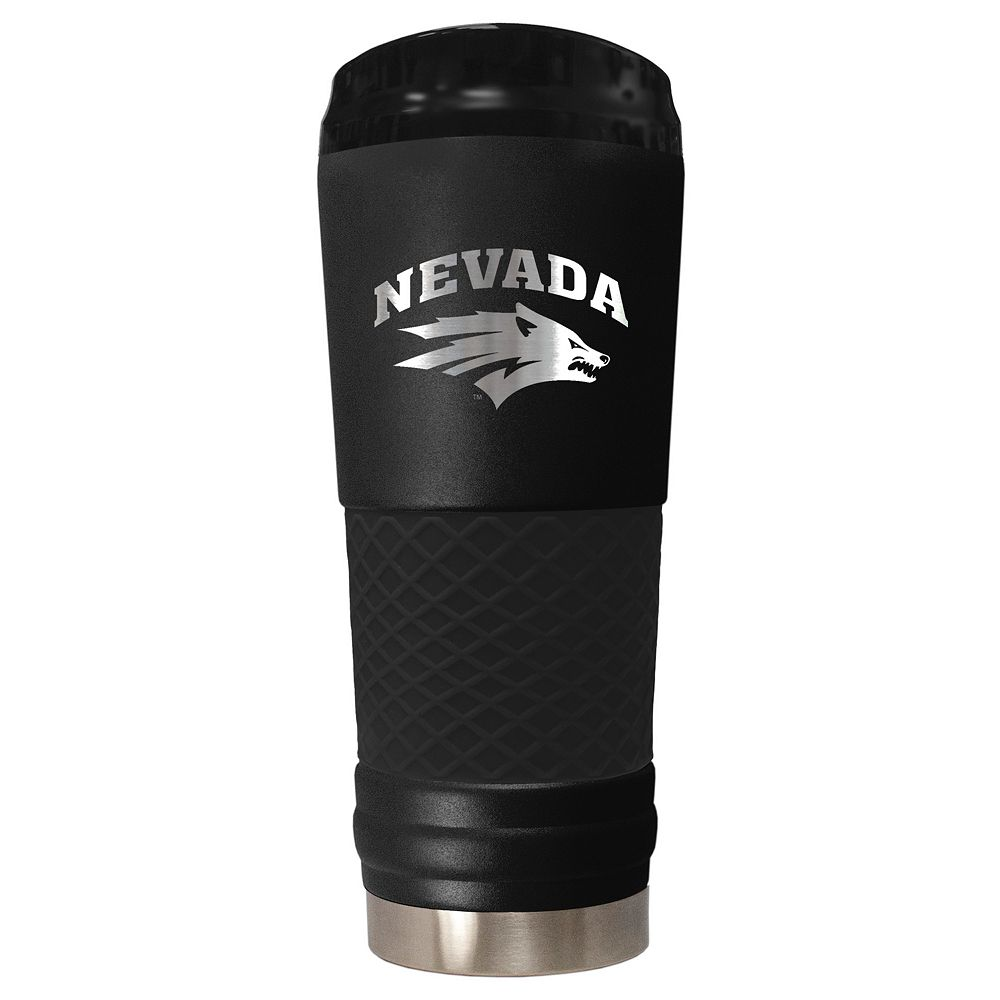 Nevada Wolf Pack 24-Ounce Stealth Travel Tumbler
