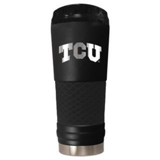 TCU Horned Frogs 24-Ounce Stealth Travel Tumbler