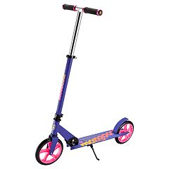 Mongoose Force 4.0 Scooter - Purple/Yellow