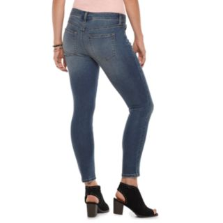 Women's SONOMA Goods for Life? Midrise Skinny Ankle Jeans