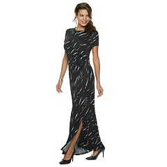 Women's Apt. 9® Draped Maxi Dress