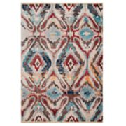 United Weavers Monaco Mont Agel Abstract Rug