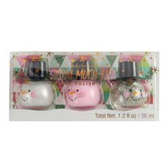 Simple Pleasures Snow Much Fun 3-Piece Nail Polish Set