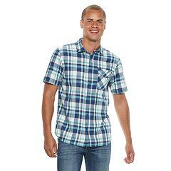 70f647ae Men's Vans Square Fair Button-Down Shirt