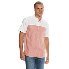 e3a1b839e3 Men s Vans Blocks Button-Down Shirt