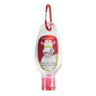 Simple Pleasures Vanilla Frost Anti-Bacterial Hand Sanitizer