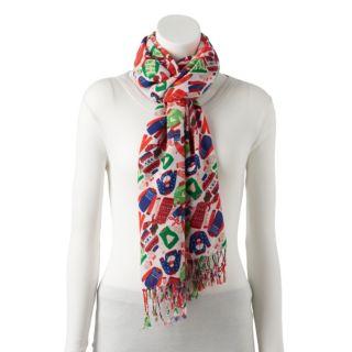 Apt. 9® Holiday Sweaters Pashmina Scarf