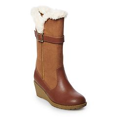 Rachel Shoes Romina Girls' Wedge Boots
