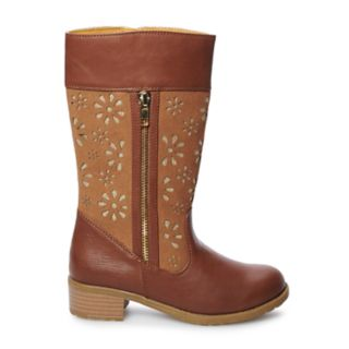 Rachel Shoes Henna Girls' Tall Boots
