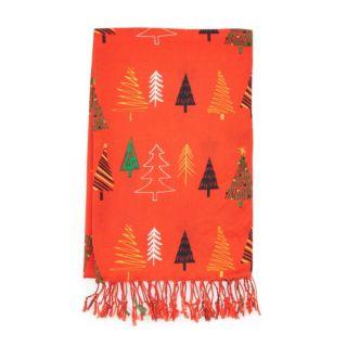 Apt. 9® Christmas Tree Pashmina Scarf