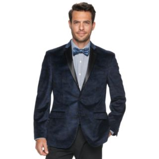 Men's Van Heusen Flex Slim-Fit Velvet Stretch Sport Coat