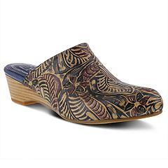 L'Artiste By Spring Step Oda Women's Mules
