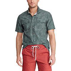 Men's Chaps Classic-Fit Outdoor Button-Down Shirt