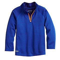 Toddler Boy Jumping Beans® Quarter Zip Active Pullover Top