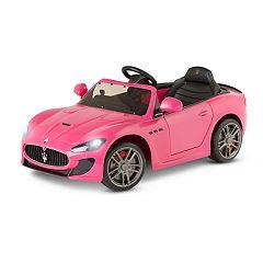 Kid Trax Maserati Gran Turismo Ride-On Vehicle