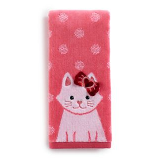 Celebrate Together Cat Hand Towel