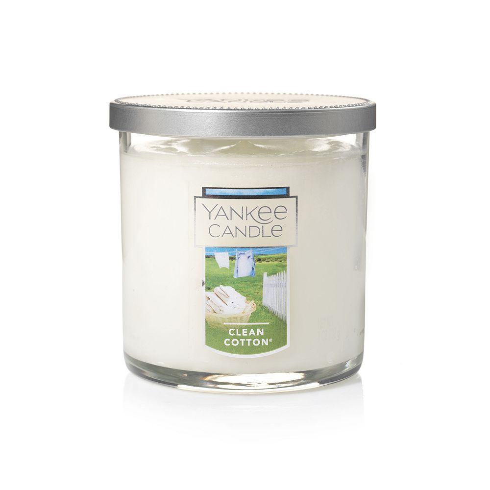 Yankee Candle Clean Cotton 7-oz. Tumbler